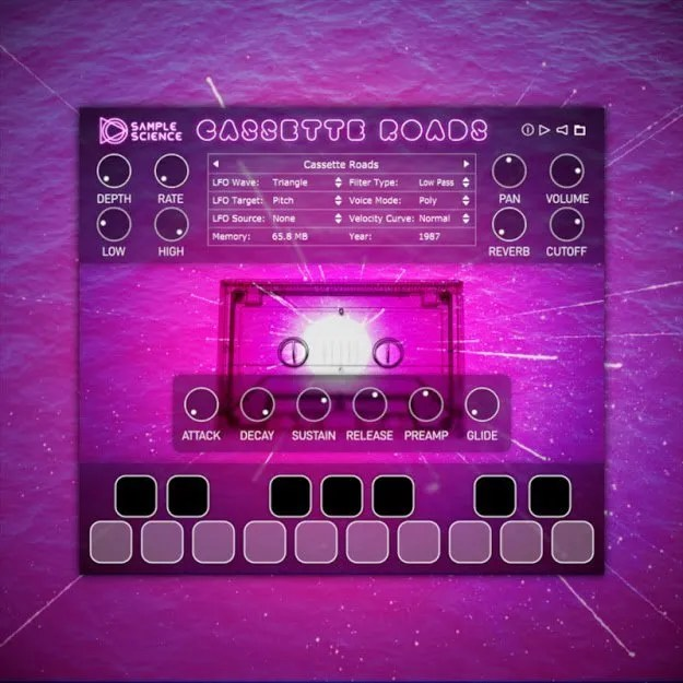 Cassette Roads | Audio Plugins for Free
