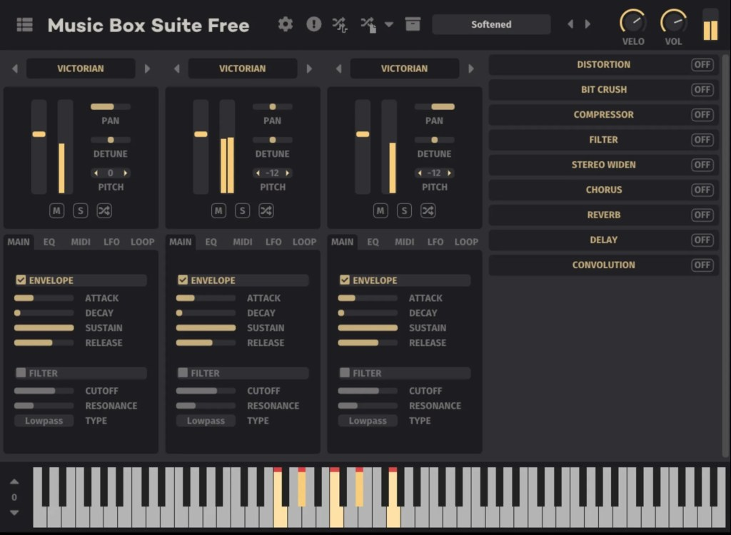 Music Box Suite Free | Audio Plugins for Free