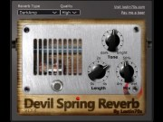 Devil Spring Reverb | Audio plugins for free