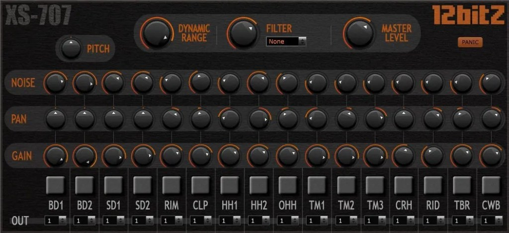 XS-707 | Audio Plugins for Free