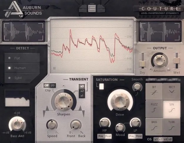 Couture | Audio Plugins for Free