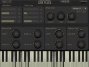 SawPluck | Audio plugins for free