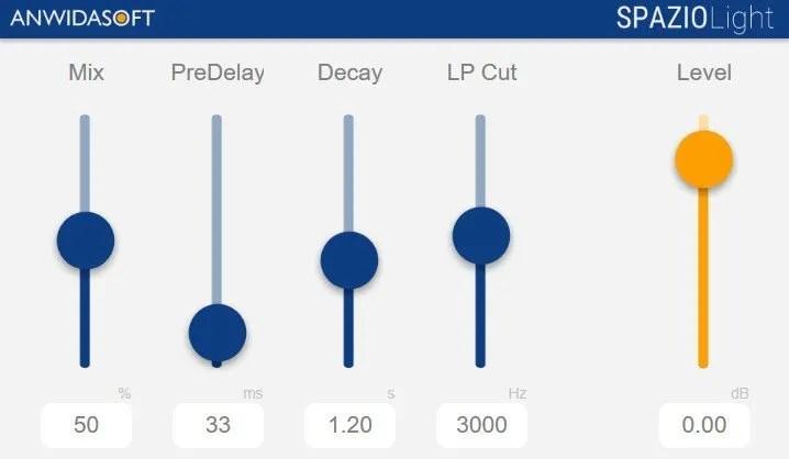 SPAZIO Light | Audio plugins for free