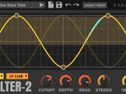 TAL-Filter-2 | Audio plugins for free