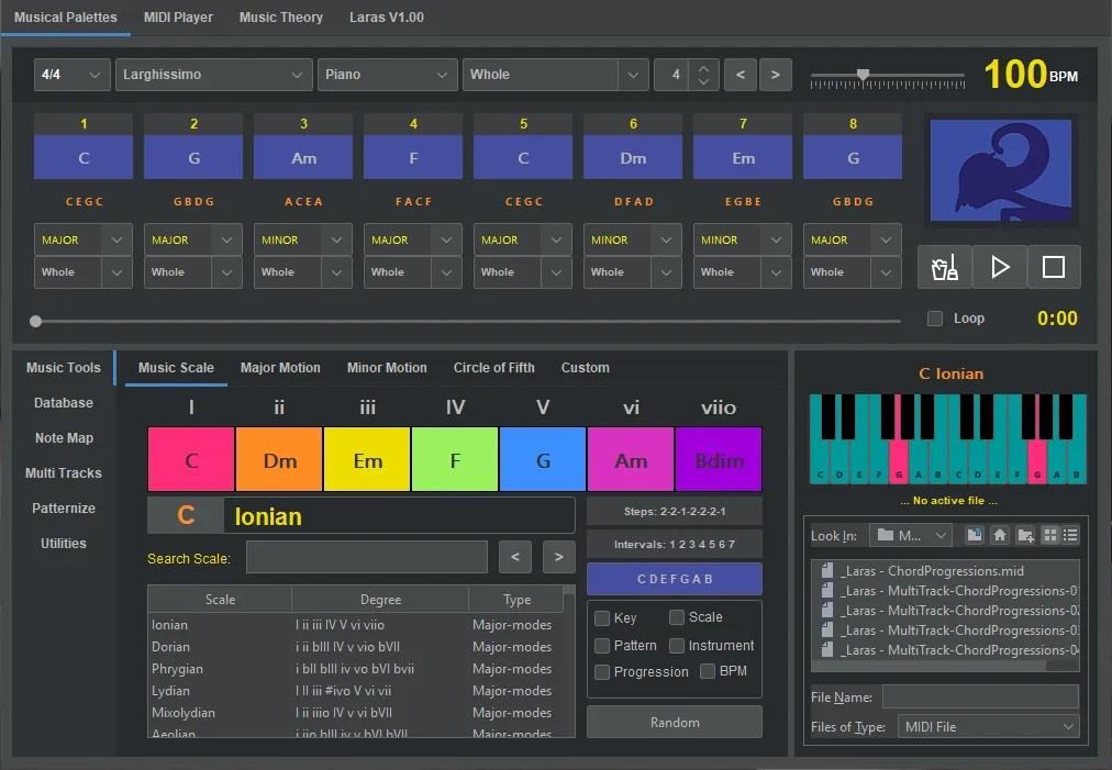 LARAS | Audio plugins for free