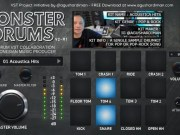 Monster Drum | Audio plugins for free