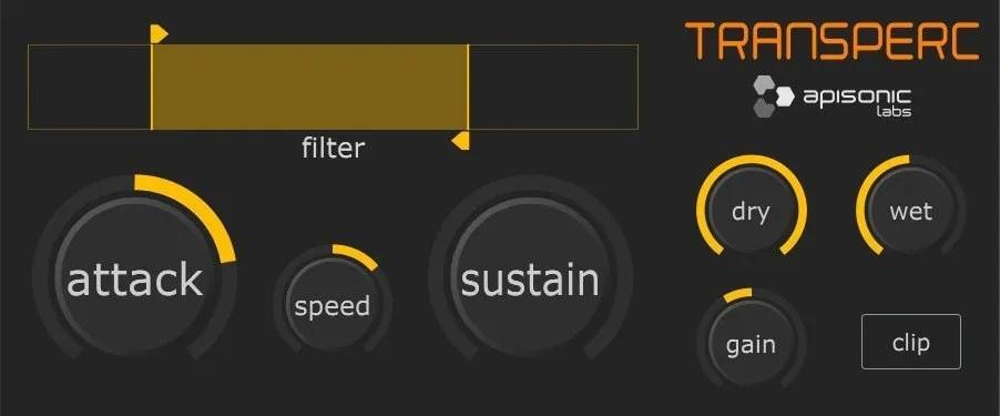 Transperc | Audio plugins for free