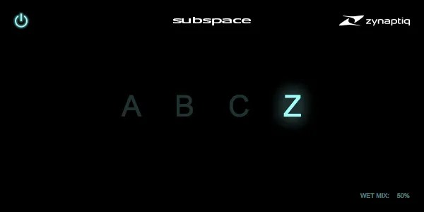 SUBSPACE | Audio plugins for free
