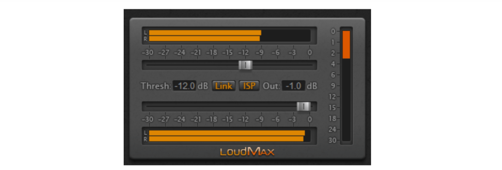 LoudMax | Audio Plugins for Free