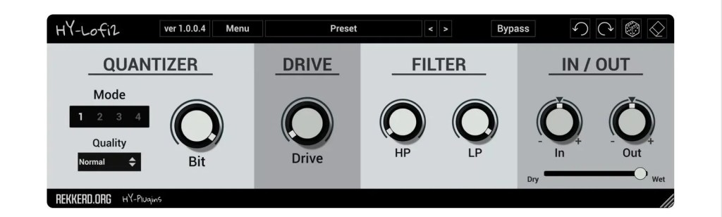 HY-Lofi2   Audio Plugins for Free