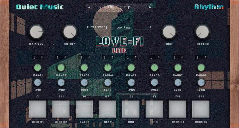LOVE-FI LITE   Audio plugins for free
