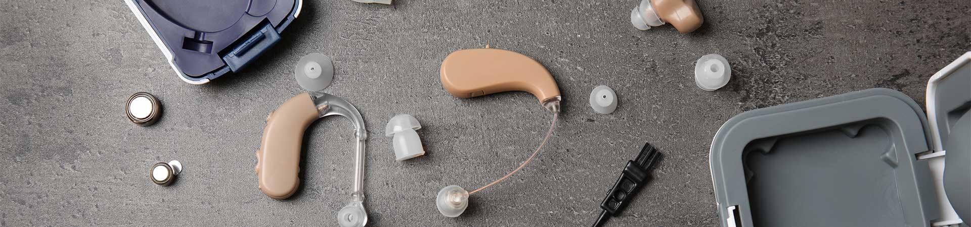 Reparation appareils auditifs