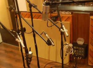 microfonando