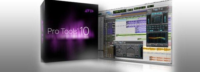 Avid lança o Pro Tools 10  5
