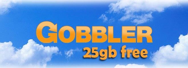Conheça o Gobbler e ganhe 25gb de graça! 1