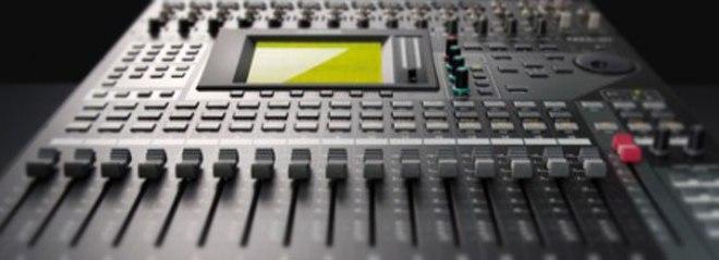 Yamaha lança novo console 01v96i  6
