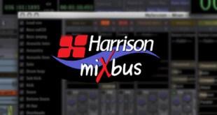 Harrison MixBus 4