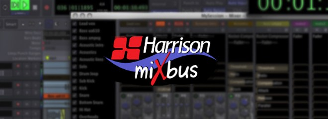 Harrison MixBus 2
