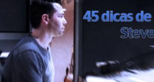 45 dicas de mixagem do Steven Slate! 2