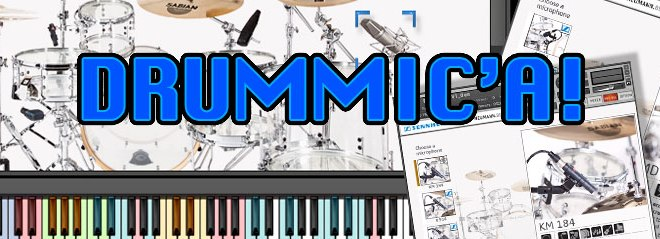 DrumMic'a! 4