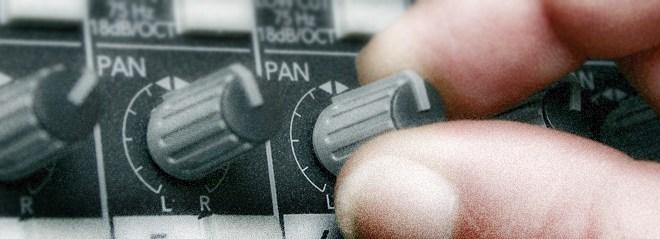 Dicas de Mixagem - PAN 1