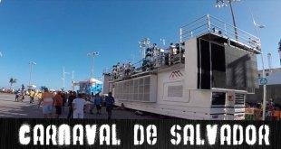 Carnaval de Salvador - Nos bastidores do trio 8