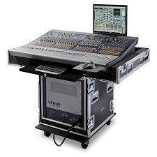 Venue Mix rack