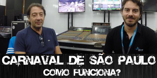 Carnaval de São Paulo | AudioReporter News 11 2
