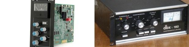 SSL Bus Compressor / DBX 160