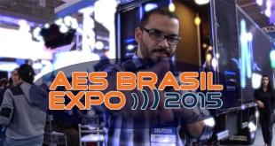 AES Brasil Expo 2015 | ÁudioRepórter News #13 1
