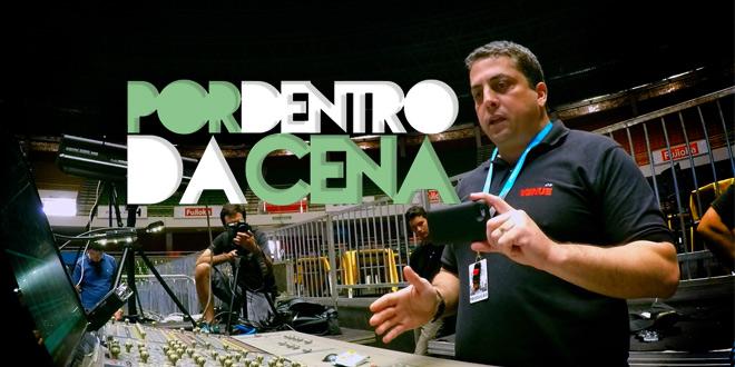 Maurício Pinto - Roupa Nova | Por dentro da Cena #1 2