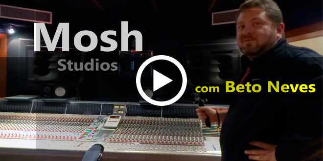 mosh studios