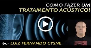 tratamento acustico
