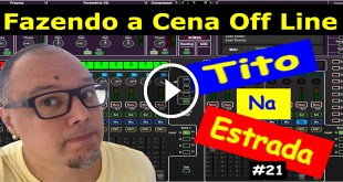 Fazendo a cena offline | Tito Na Estrada #21 2