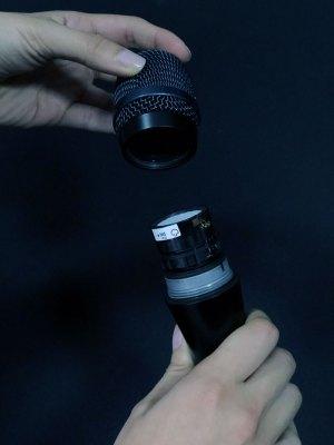 Como Limpar Microfones corretamente? 1