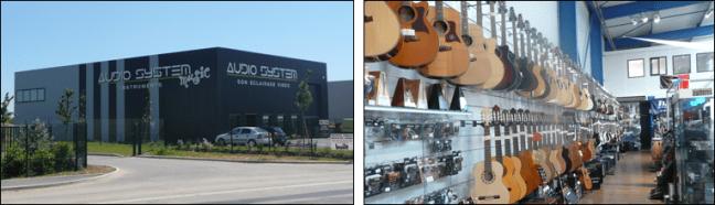 Photos de la boutique Audio System