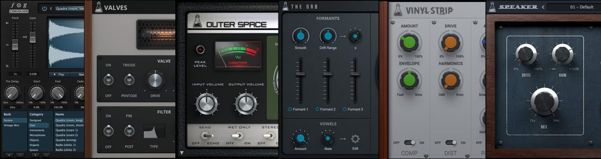 AudioThing Effect Bundle (VST, AU, AAX Plugins)