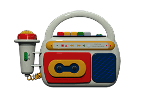 Toy Recorder Speaker Effect Plugin