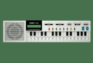 VL Tone VL 1 Toy Keyboard Impulse Response