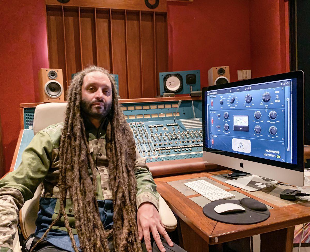 Alborosie Studio Plugin - Dub Station
