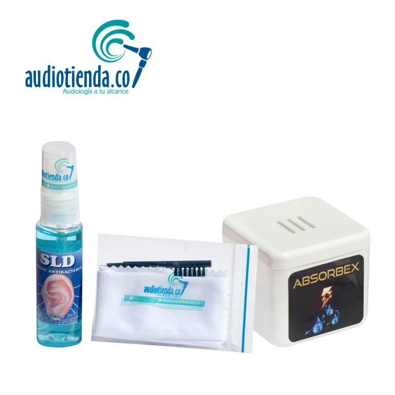kit de limpieza para audifonos colombia