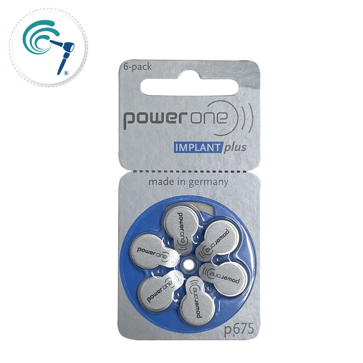 Pilas para implante powerone