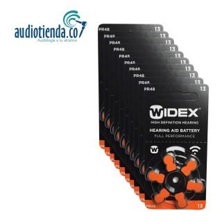 Pilas para audifonos widex 13
