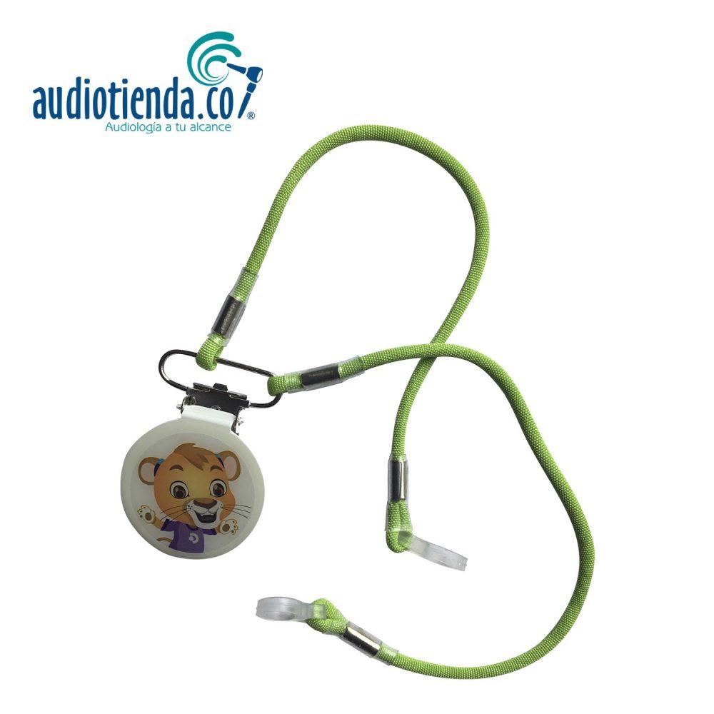 otoclip para audifonos