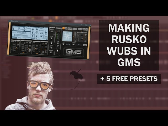How to Make a Rusko Dubstep Bass Sound in FL Studio   GMS