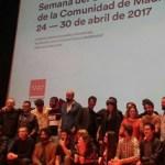 La 19ª Semana del Cortometraje de la Comunidad de Madrid entrega 26.000 euros en premios