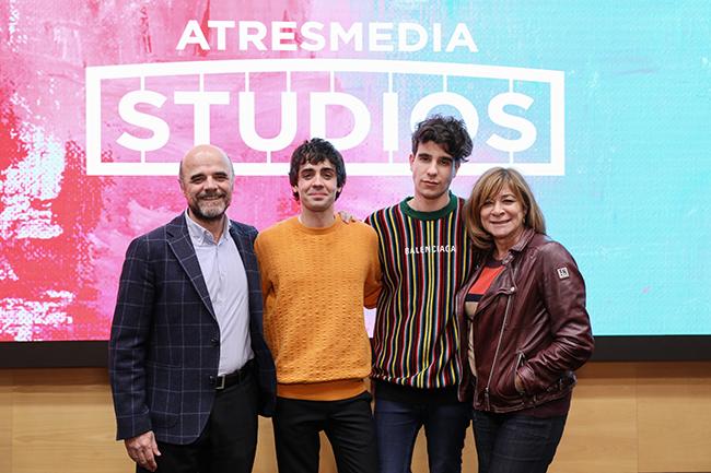 los javis atresmedia studios