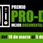 El VI Premi ProDocs busca el mejor documental televisivo de 2018, ahora en toda España