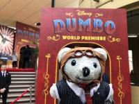 Raimundo Hollywood vio a un elefante volar en 'Dumbo'