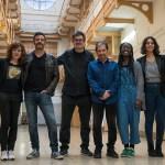 Ramón Térmens rueda en Barcelona su quinto largometraje: 'La mujer ilegal'
